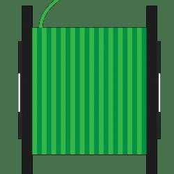 JanBex-Filament- mein liebstes weißes PLA