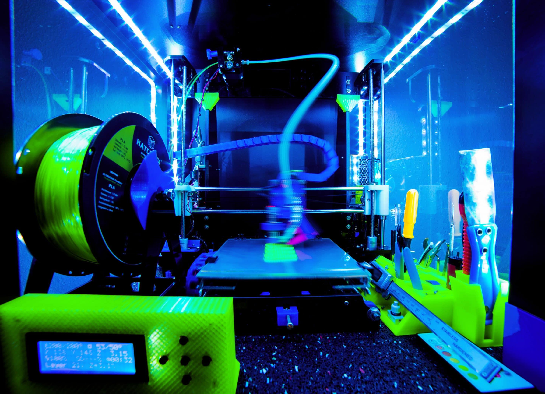 3D Drucker hat die Schraube locker -> LocTite
