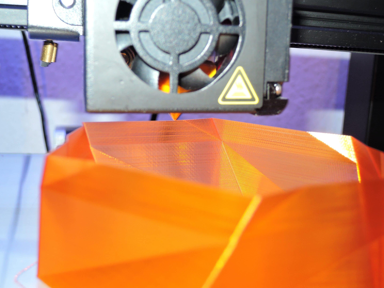 Gute Einstellungen für den Creality3D CR-10 und PLA