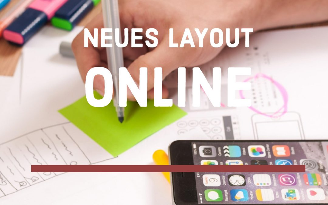 besseres Layout für chinadrucker.de online