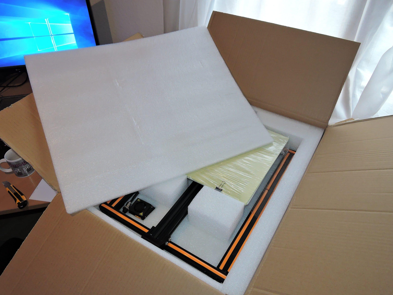 creality 3d cr 10 3d drucker testbericht und ranking. Black Bedroom Furniture Sets. Home Design Ideas