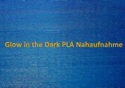 Glow in the Dark Nahaufnahme